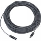 Kabel 20 meter (Male-Female MC4)